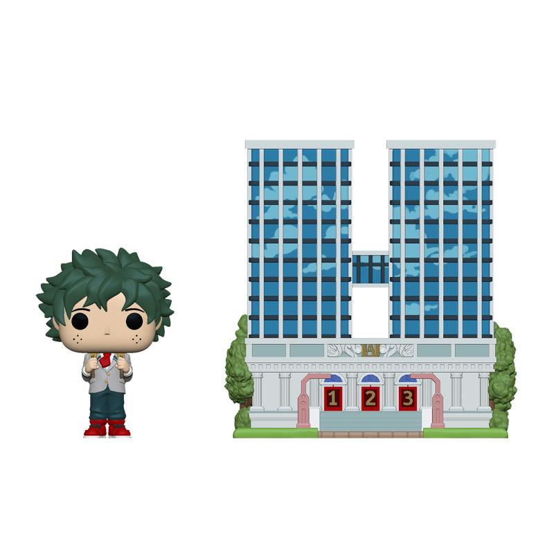 POP Town: MHA- U.A. High School w/Deku in Uniform