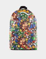 Nintendo: Super Mario Characters AOP Backpack