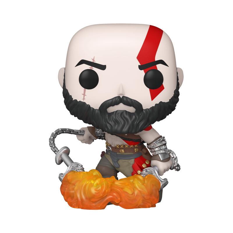 POP Games: God of War - Kratos w/blades - Glow [Only at GameStop]