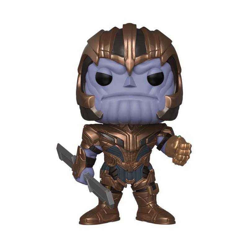 End Game Thanos