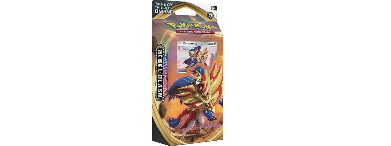 Pokémon TCG: Sword & Shield - Rebel Clash Theme Deck [Assorted]