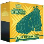 Pokémon TCG: Sword & Shield - Rebel Clash Elite Trainer