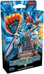 Yu-Gi-Oh! TCG: Mechanized Madness Structure Deck