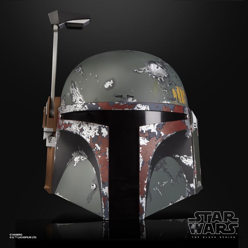 Star Wars: The Black Series - Boba Fett Premium Electronic Helmet