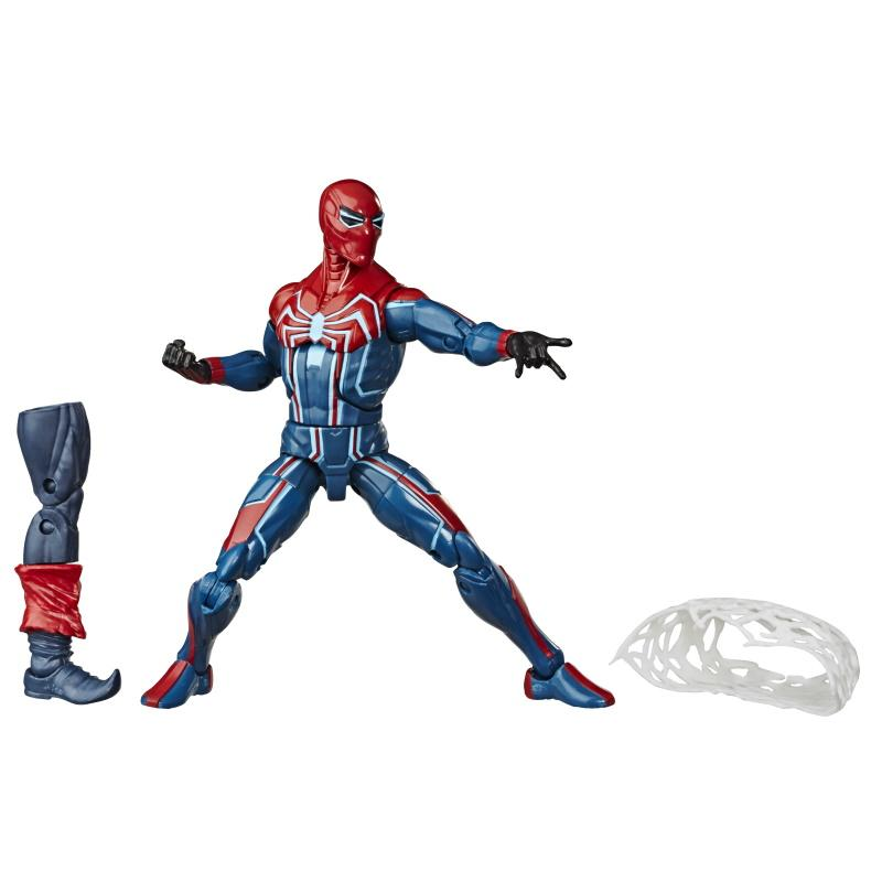 "Marvel: Legends Series - Velocity Suit Spider-Man 6"" Figure"