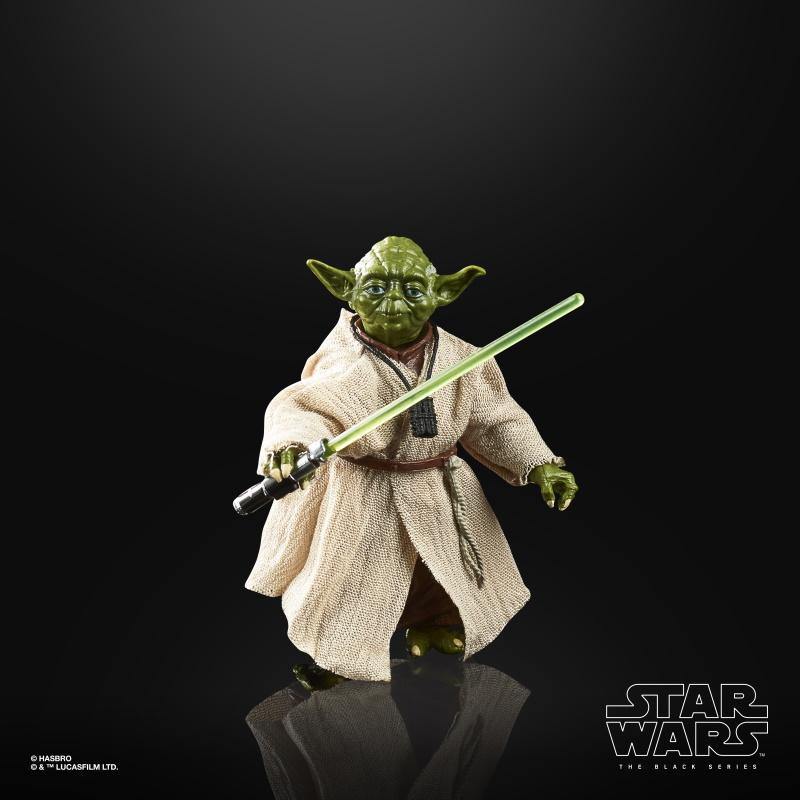 Star Wars: The Black Series - Yoda (Bespin) 40th Anniversary Figure