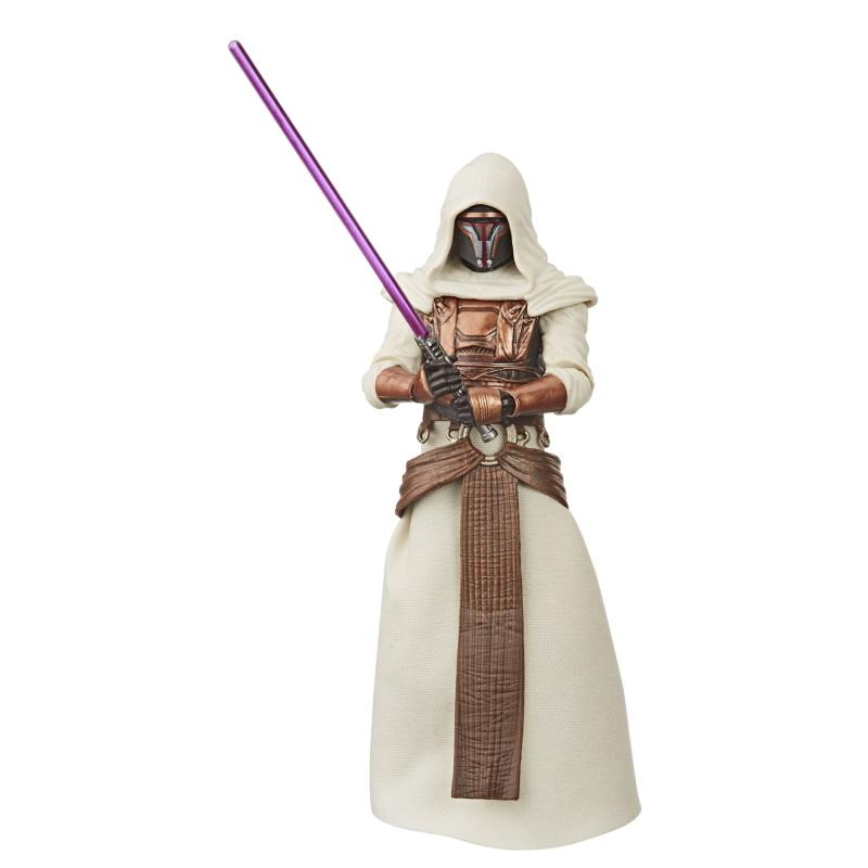 Star Wars: The Black Series - Gaming Greats Jedi Knight Revan Figure [Only at GameStop]