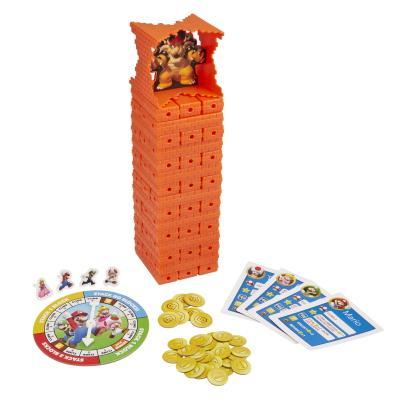 Jenga: Super Mario Edition Game