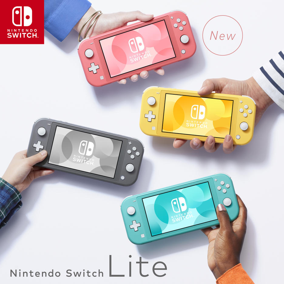 Nintendo Switch Lite Coral Console Gamestop Ireland