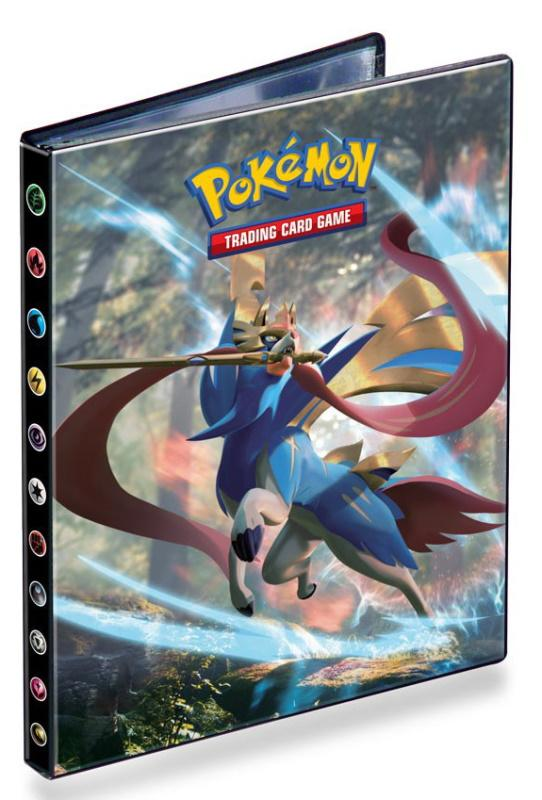 Pokémon TCG: Sword & Shield 9-Pocket Portfolio