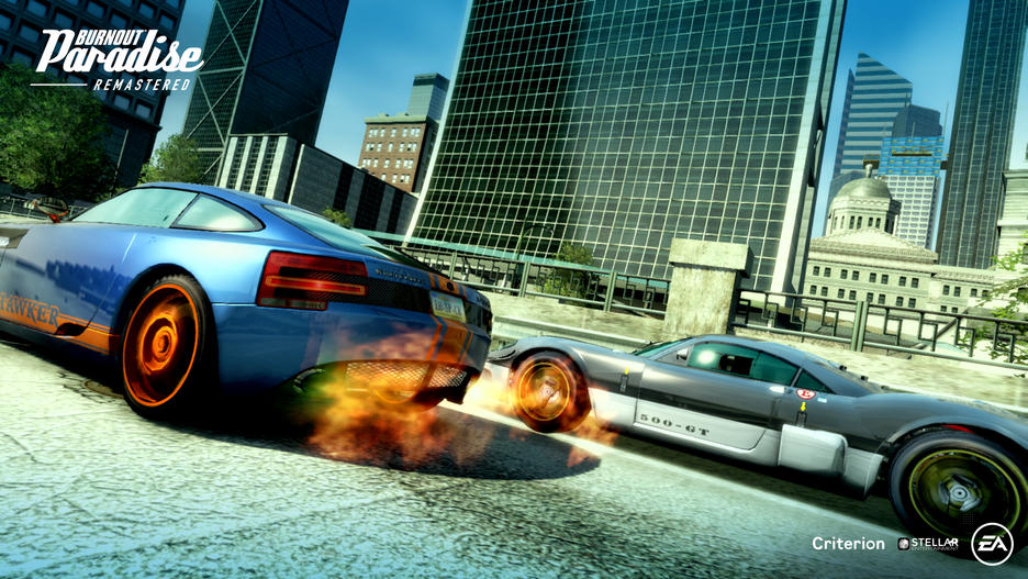 Burnout™ Paradise Remastered