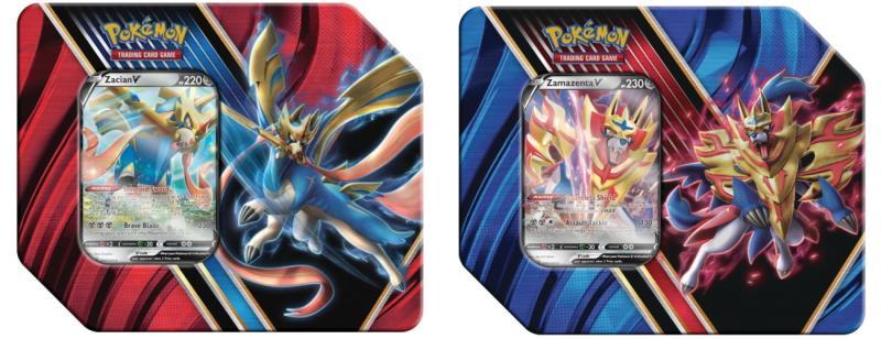 Pokémon TCG: Legends of Galar Tin [Assorted]