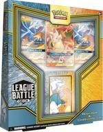 Pokémon TCG: Pikachu & Zekrom-GX and Reshiram & Charizard-GX League Battle Deck