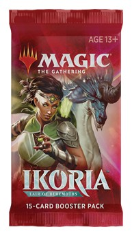 Magic The Gathering: Ikoria - Lair of Behemoths Booster Pack