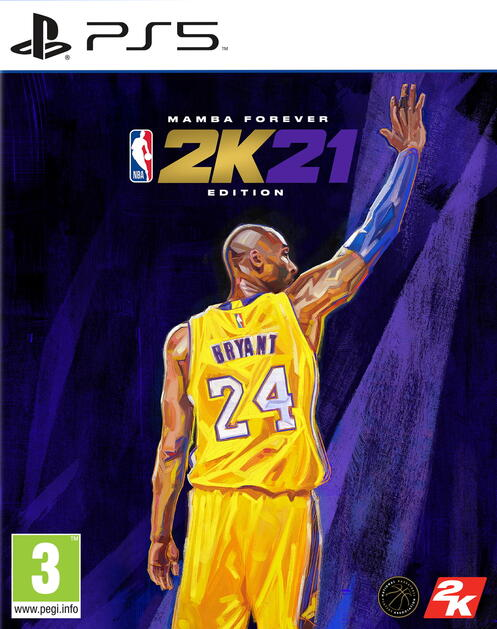 NBA 2K21 Mamba Forever Edition [Only at GameStop]