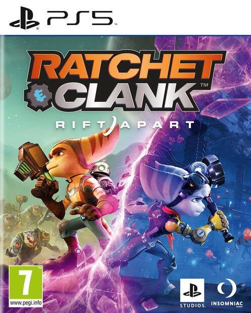 Ratchet Clank Rift Apart Gamestop Ireland