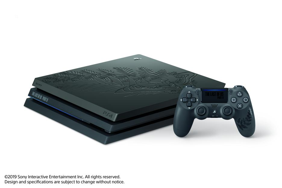 PlayStation®4 Pro 1TB The Last Of Us Part II Console Bundle [Limited Edition]