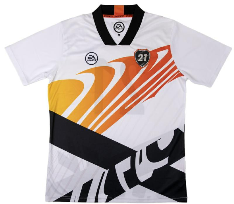 Fifa 21 Ultimate Team™ Away Jersey - 11 - 12 [Only at GameStop]