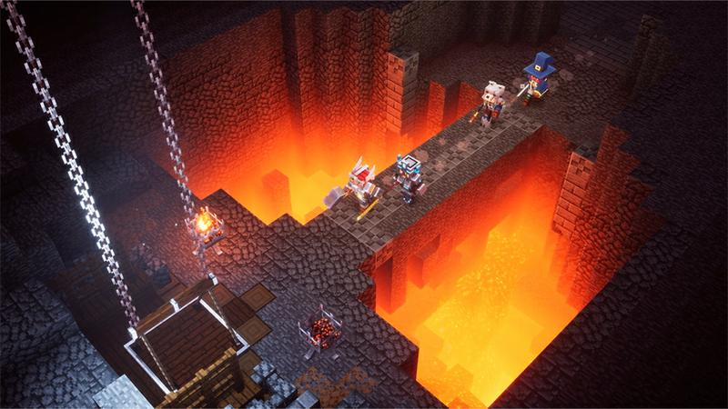 Minecraft Dungeons - Xbox One [DIGITAL]