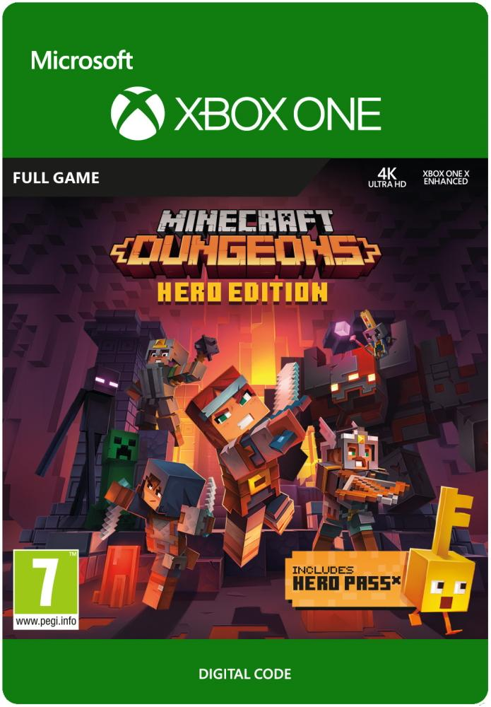 Minecraft Dungeons Hero Edition - Xbox One [DIGITAL]