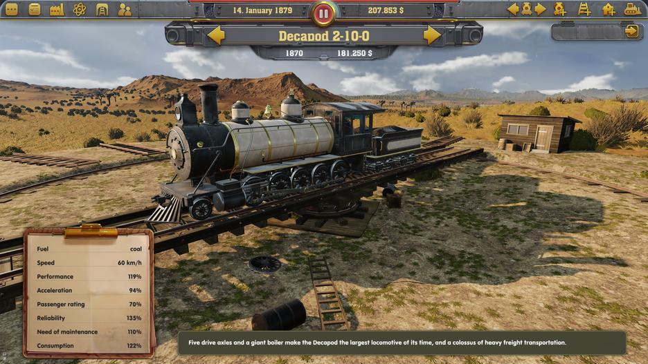 Railway Empire - Complete Edition