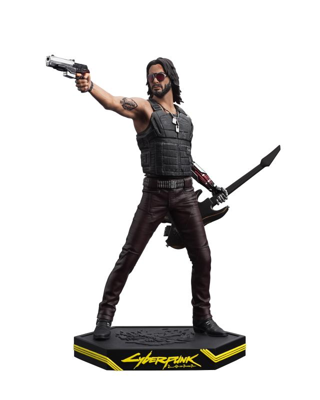 Cyberpunk 2077: Johnny Silverhand Figure
