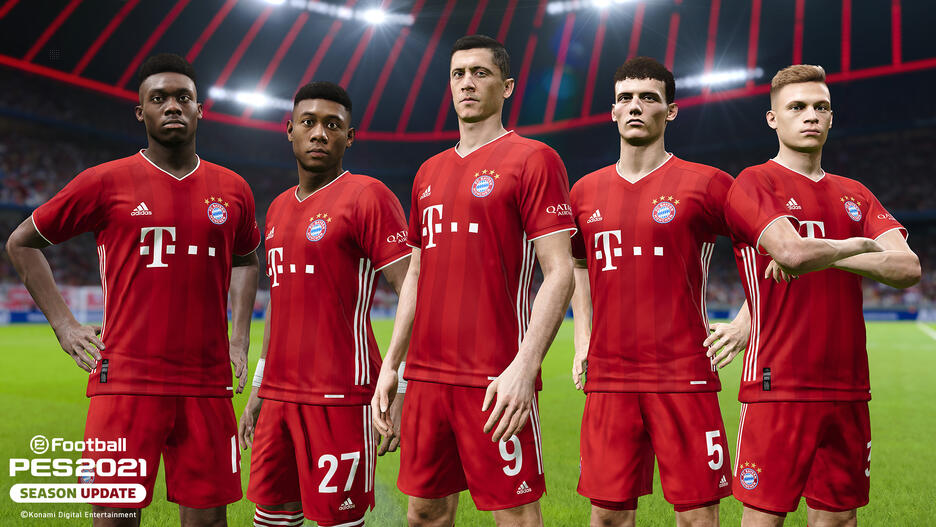 eFootball PES 2021 Season Update