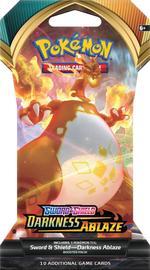 Pokémon TCG: Sword & Shield - Darkness Ablaze Booster Pack