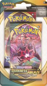 Pokémon TCG: Sword & Shield - Darkness Ablaze Booster 2-Pack