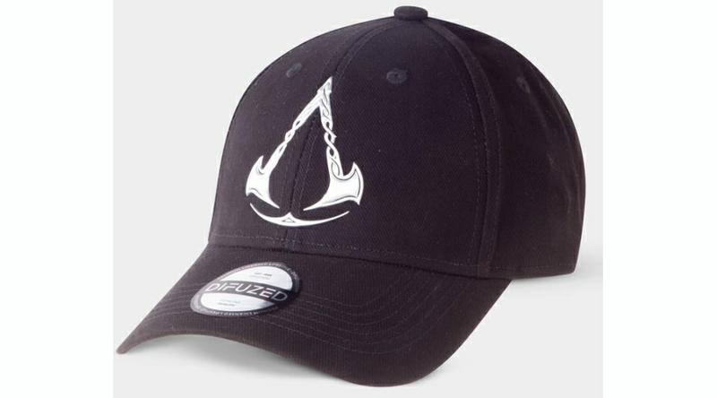 Assassin's Creed® Valhalla: Metal Symbol Baseball Cap