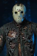 "Friday The 13th Part Vii - The New Blood Ultimate Jason 7"" Scale Action Figure"
