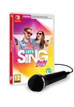 Let's Sing 2021 - 1 Mic Set