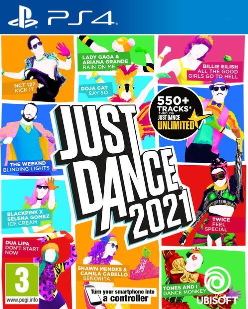 Just Dance 21