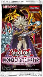 Yu-Gi-Oh! TCG: Legendary Duelists: Rage of Ra Booster