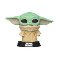 POP! Star Wars: The Mandalorian - The Child Concerned