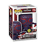 Marvel Spiderman Miles Morales PM Suit Pop! Vinyl