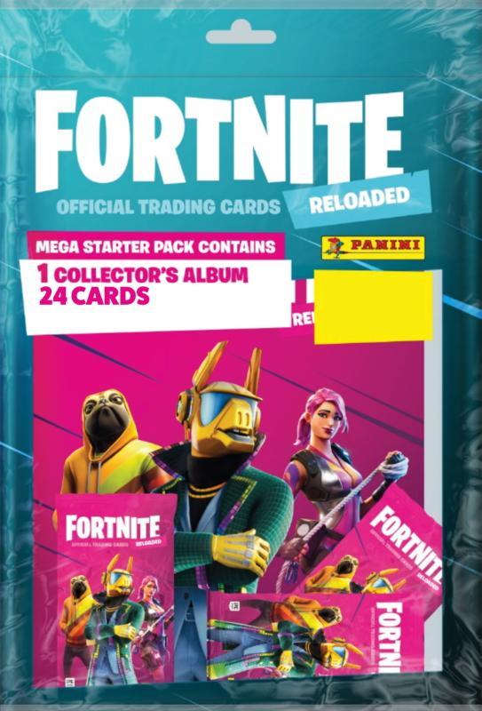 Fortnite TCG: Series 2 Mega Starter Pack