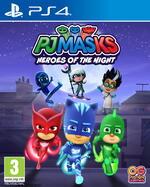 PJ Masks Heroes Of Night PS4