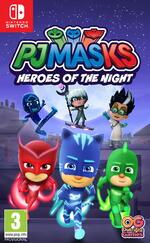 PJ Masks Heroes Of Night SWT