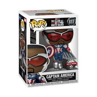 POP Marvel: Falcon and the Winter Soldier – Falcon Flying