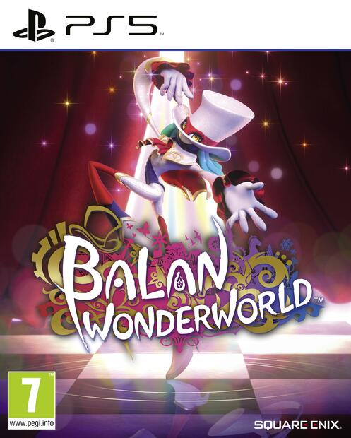 Balon Wonderworld PS5
