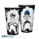 Hy Hero Academia: Izuku & Bakugo Glass