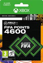 FIFA 21 Ultimate Team™ - 4600 FUT Points for Xbox One