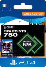 FIFA 21 Ultimate Team™ - 750 FUT Points for PS4