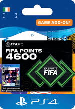 FIFA 21 Ultimate Team™ - 4600 FUT Points for PS4
