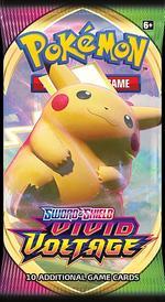 Pokémon TCG: Sword & Shield - Vivid Voltage Booster Pack