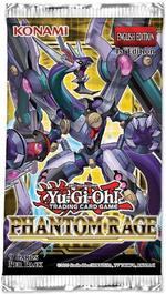 Yu-Gi-Oh! TCG: Phantom Rage Booster Pack