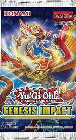 Yu-Gi-Oh! TCG: Genesis Impact Booster Pack
