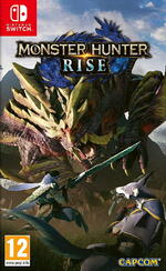 Monster Hunter: Rise Collector's Edition