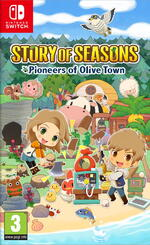 story of seasons: Pioneers of Olive